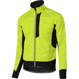 Löffler Iso-Primaloft Mix Bike Jacket Herr lime